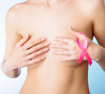 Breast reconstruction after cancer removal